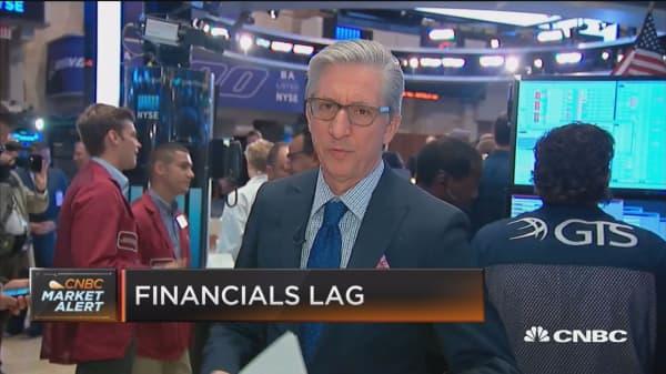 Pisani's market open: Banks vs. Brexit