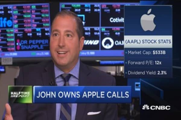 Can Apple catch up in the market?