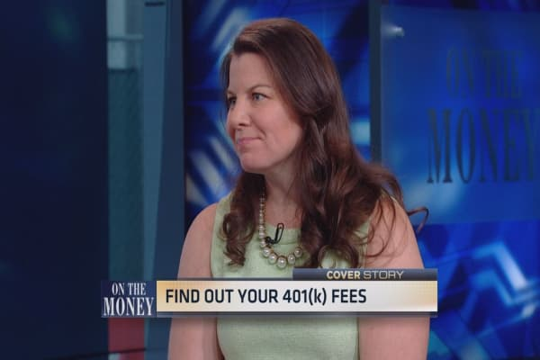 Hidden 401(k) Fees