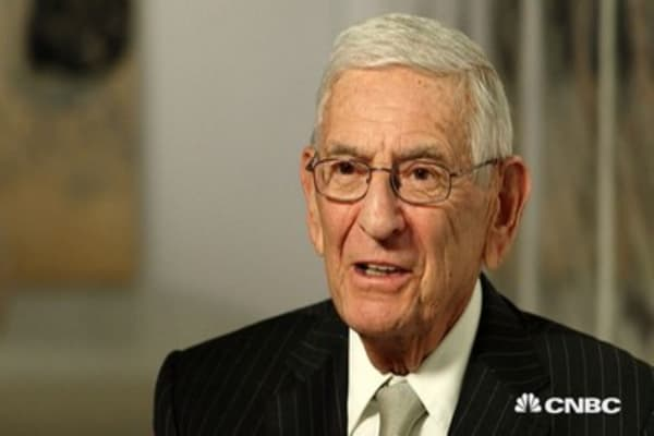 Here's how Eli Broad became a success by challenging conventional wisdom