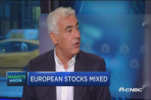 Markets signaling growth ahead: Marc Lasry
