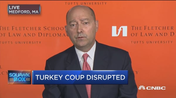 Has Turkish President Erdogan gone too far?