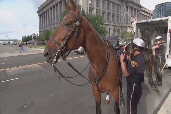 Cleveland police union wants weapons ban during RNC