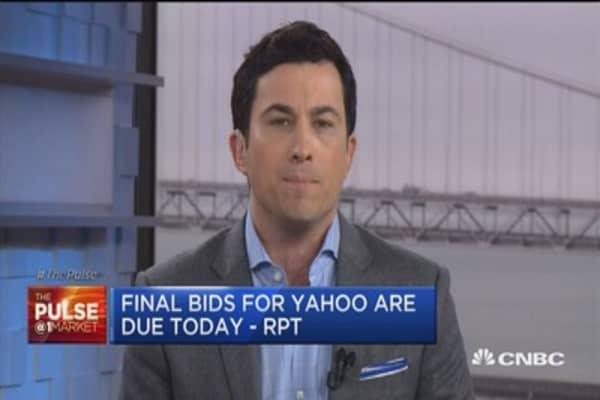 Yahoo earnings preview