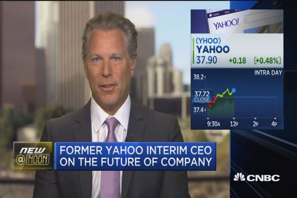 Levinsohn: State of Yahoo is troubled