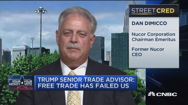 Trump trade advisor: We have trade cheaters