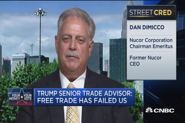 Trump trade advisor: We have trade cheaters