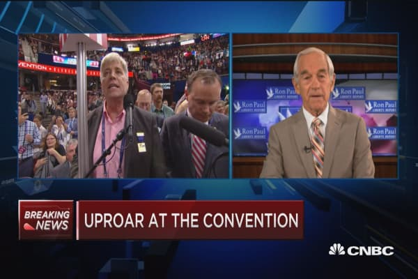 Ron Paul: Trump's not going to listen to Congress or anybody else