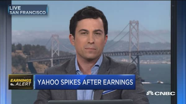 Mayer: Yahoo now cleaner, faster, more personalized