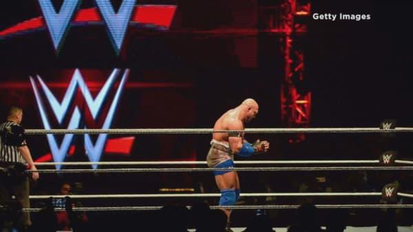 Retired wrestlers sue WWE