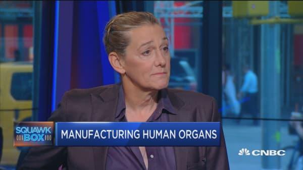 Medical 'moonshot': Manufactured organs