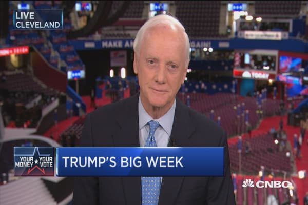 Frank Keating: Certaintly voting for Trump