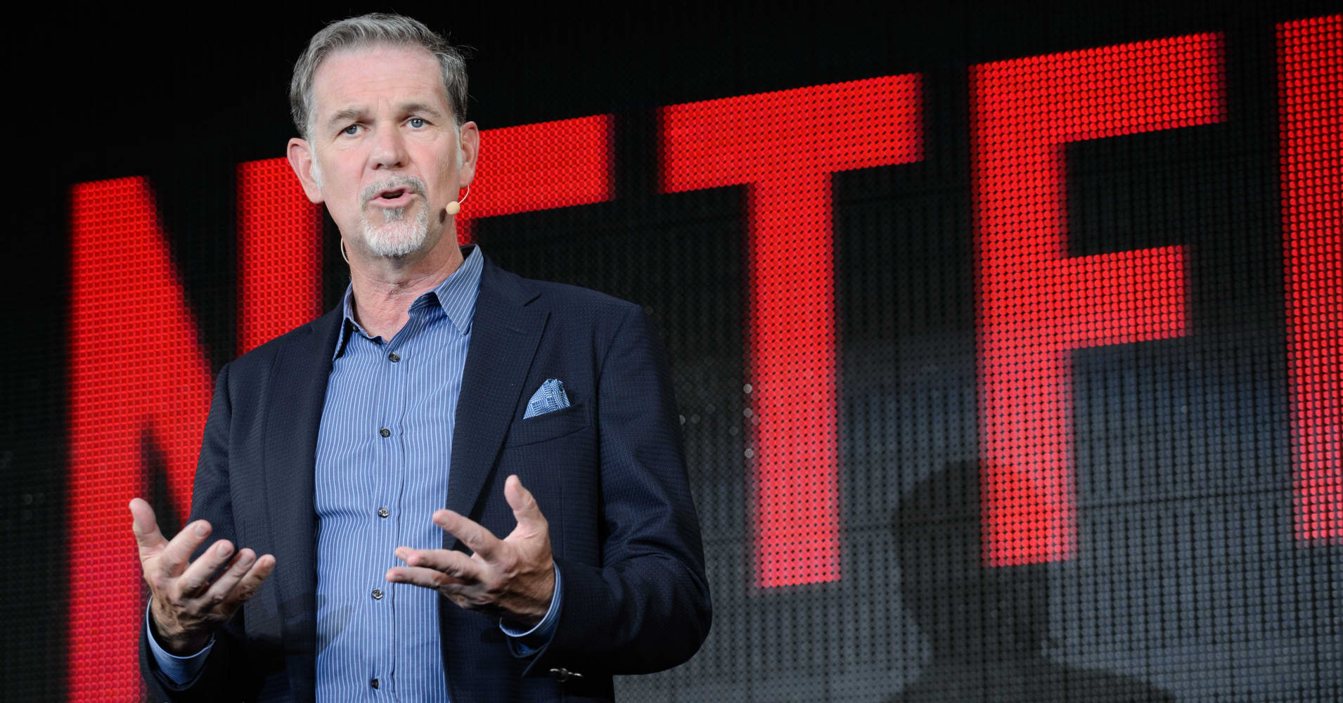 Netflix set to report earnings after the bell