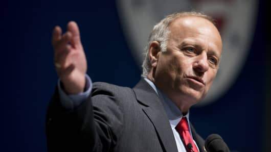 Representative Steve King, a Republican from Iowa.