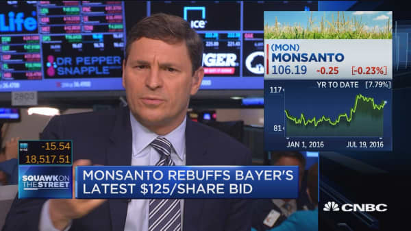 Monsanto rejects Bayer's latest bid