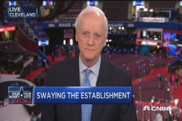We need to secure our borders: Ex-Gov Frank Keating