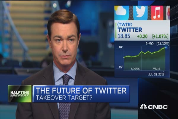 O'Leary: Twitter will be taken over
