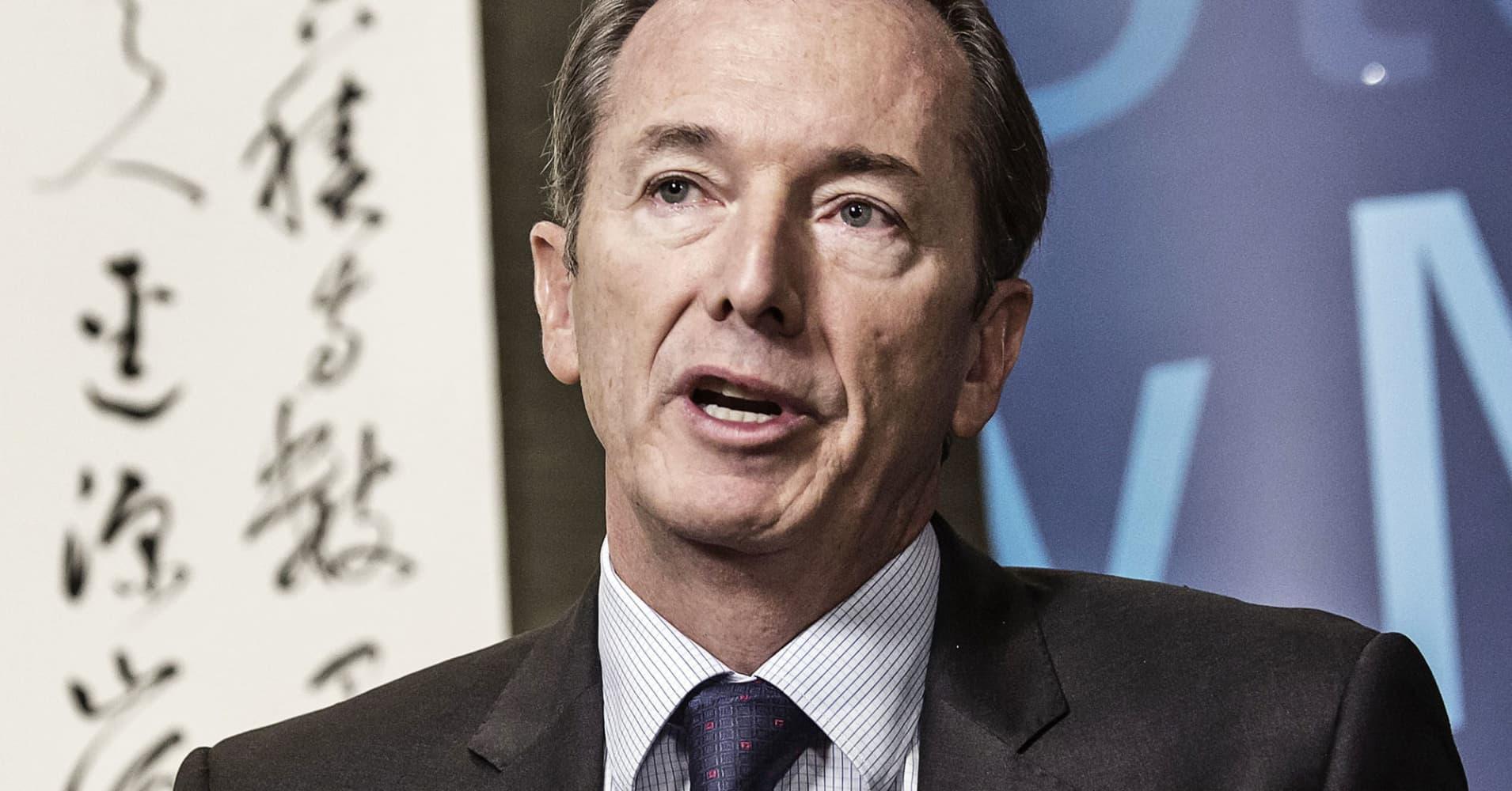 Morgan Stanley Ceo I M Bullish On The Bank Stocks