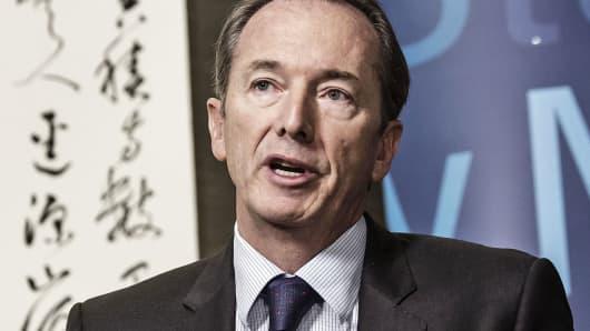 James Gorman, chief executive of Morgan Stanley.