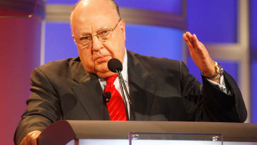 Roger Ailes in July, 2006.