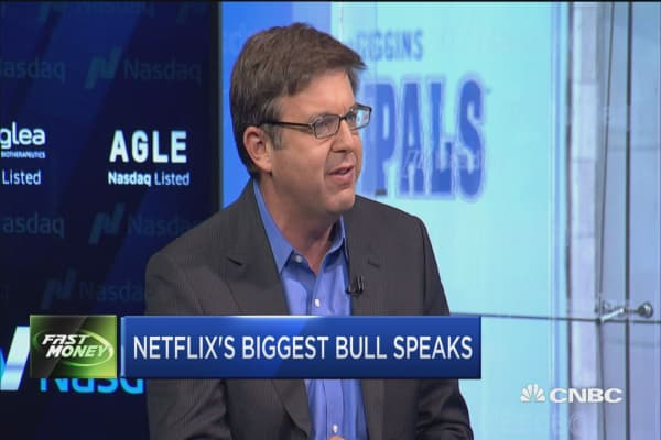Netflix's biggest bull speaks
