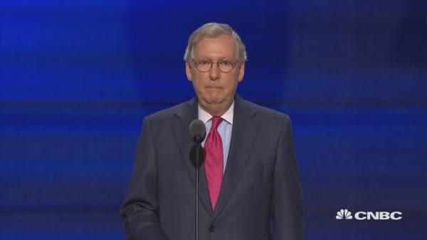 Sen. McConnell: Trump will fill Scalia's seat
