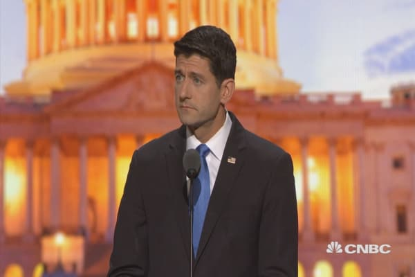 Paul Ryan: 2016 is the year America moves on