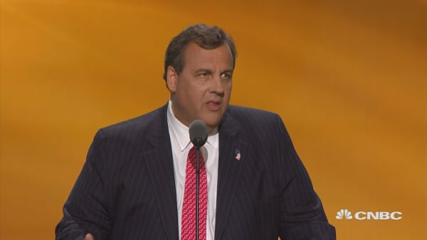 Gov. Christie on Clinton: Guilty or not guilty?
