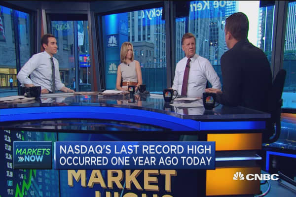 Stocks on winning streak.. but watch out for tech: Trader