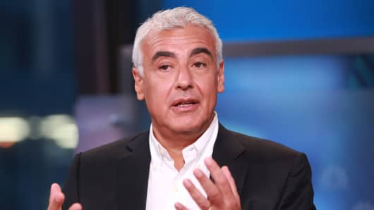 Marc Lasry, Avenue Capital Chairman & CEO