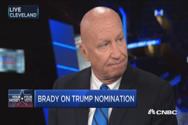 Rep. Kevin Brady: Growth is what your voting on