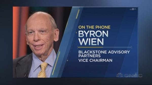 Byron Wien on the markets