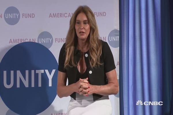 Harder to come out as a Republican: Caitlyn Jenner