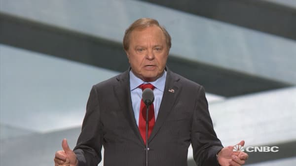 Harold Hamm: When we can't drill here, terrorism is being funded