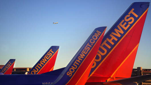 Southwest Carried More Passengers In April Despite Fatal Accident