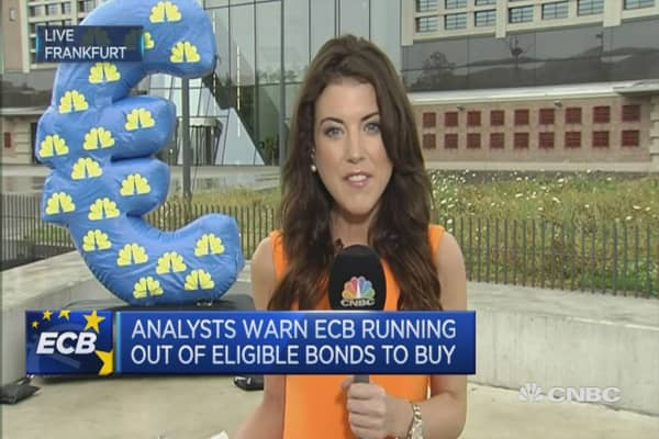 ECB's Draghi to tweak QE?