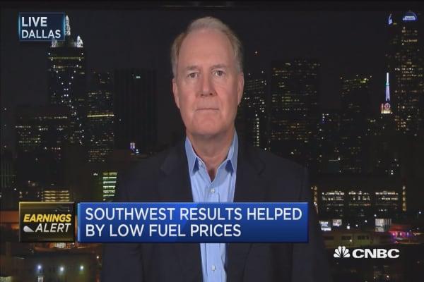 LUV CEO: Record quarter despite miss