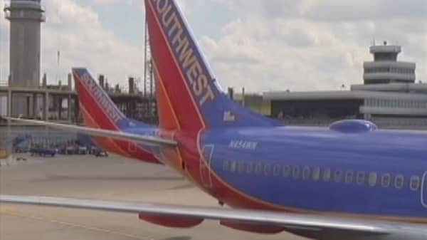 Southwest playing catch-up after major outage