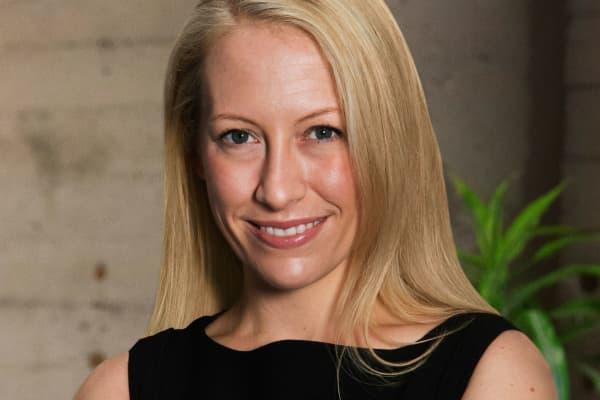 Julia Hartz, co-founder and CEO of Eventbrite.