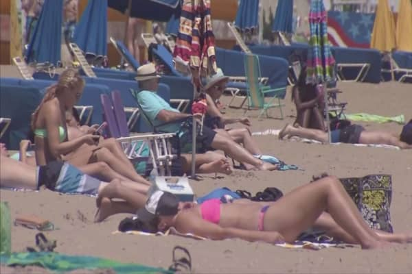 'Heat dome' to overwhelm parts of US