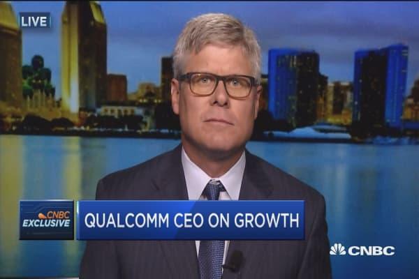 Qualcomm CEO on future of smartphones