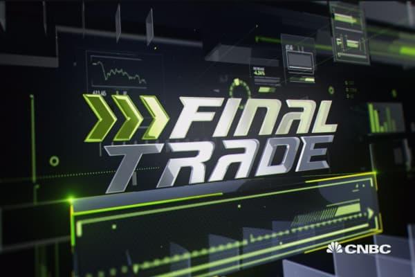 Final Trade: SBUX, URI, TLT & NEM