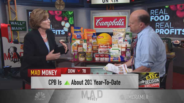 Campbell Soup CEO: Stunning disruption in the ecosystem of food