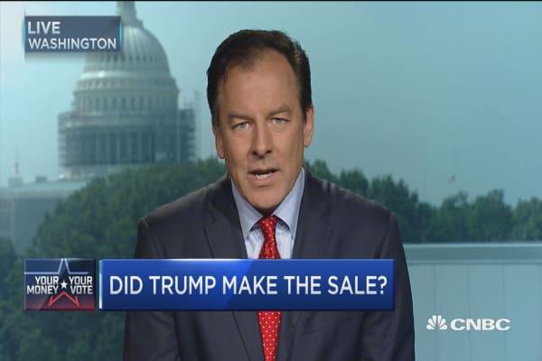 Rick Tyler: Trump's speech 'too dark'
