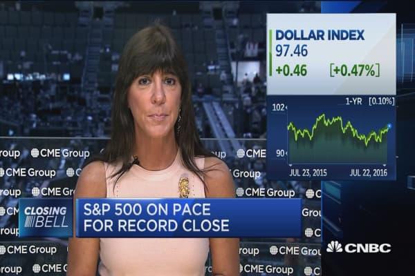 Closing Bell Exchange: Proof in earnings