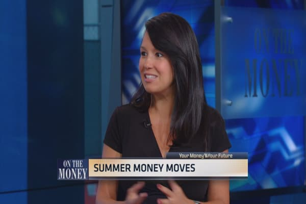 Smart money moves for the summer
