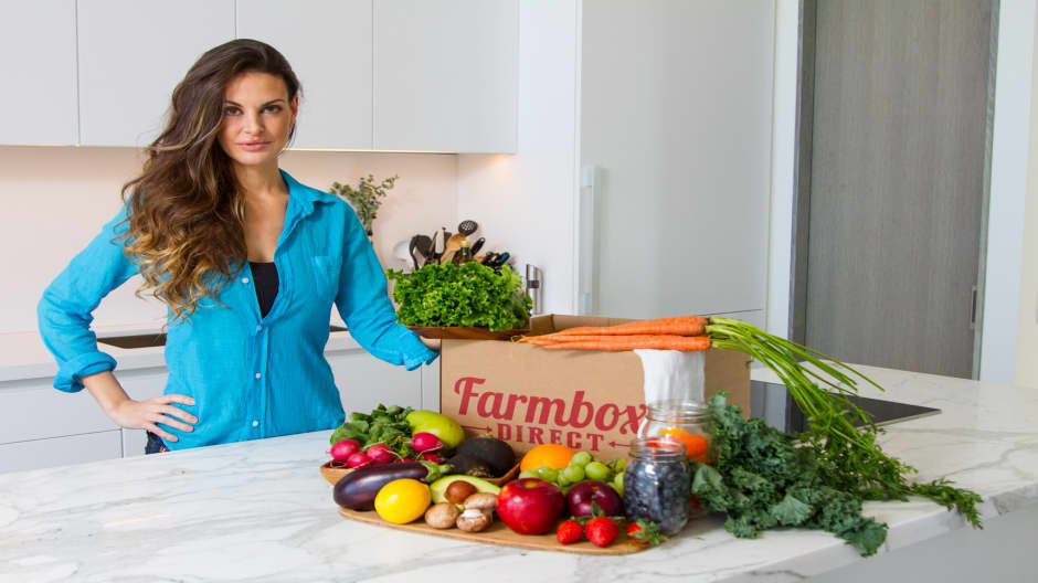 How a single mom went from food stamps to start-up founder