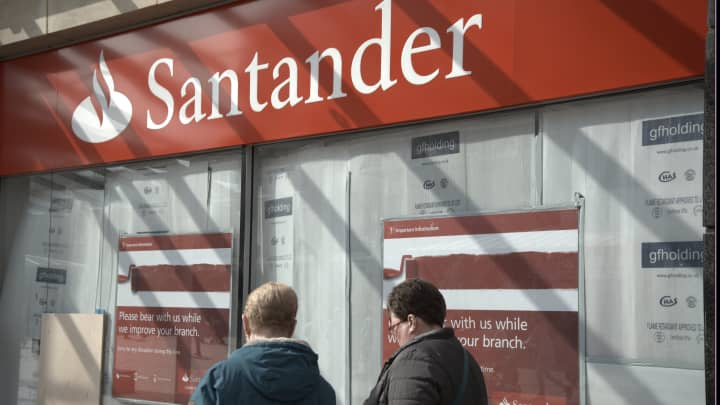 Santander Net Profit Up Nearly 20 On The Year