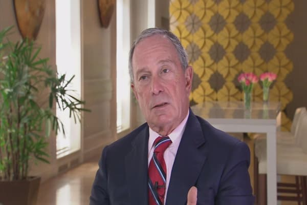 Mike Bloomberg to endorse Hillary Clinton