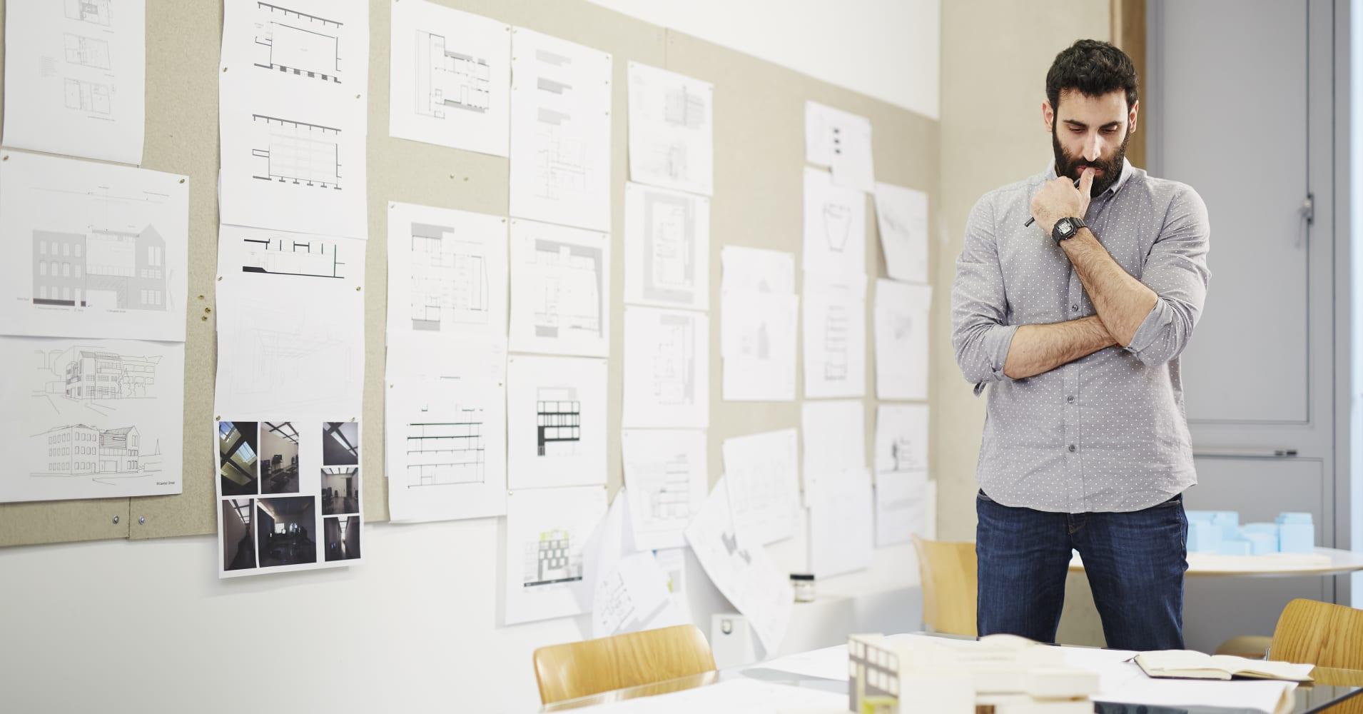 Fashion designer work table 12
